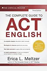 The Complete Guide to ACT English, 3rd Edition Paperback