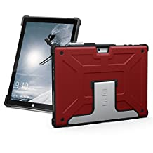 UAG Microsoft Surface Pro (2017) & Surface Pro 4 Metropolis Feather-Light Rugged [MAGMA] Military Drop Tested Case