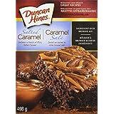 Duncan Hines Premium Brownie Mix, Salted Caramel, 498g