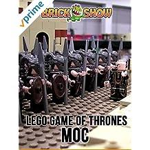 Clip: Lego Game of Thrones MOC