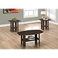 Monarch Table Set, Cappuccino