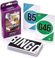 "Jumbo 5.25"" x 3.25"" Bingo Calling Cards, Pack of 84 by Royal Bing"