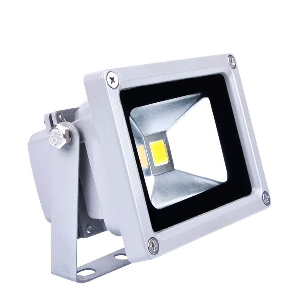 LIGHTZHAO Luce di Inondazione A LED, Impermeabile All'aperto Anno Domini Terrazza Ingegneria Coloreato 10W Faretti (colore   Coloreato, Dimensioni   10W)