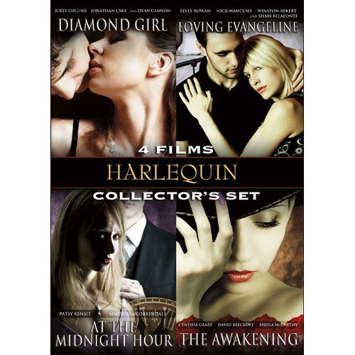 DVD : Harlequin Collector's Set: Volume 2 (Slipsleeve Packaging, 2PC)