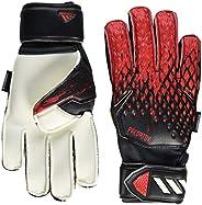 adidas Youth Predator 20 Match Fingersave Gloves