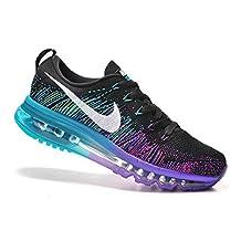 Nike Women's AIR MAX 2015 2016 2017 Air cushion Basketball Sports running shoes-1