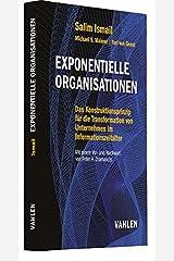 Exponentielle Organisationen Hardcover