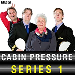 Cabin Pressure, The Complete Series 1 Radio/TV Program