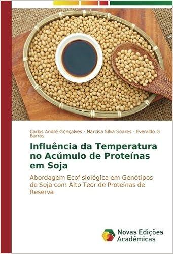 Gonçalves, C: Influência da Temperatura no Acúmulo de Proteí ...