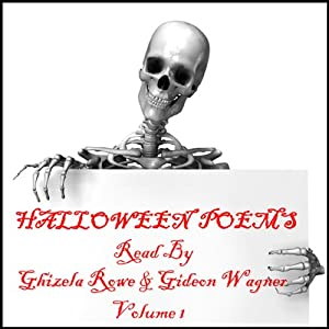 Halloween Poems Volume 1 Hörbuch