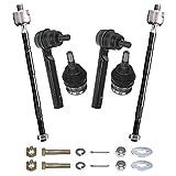 Prime Choice Auto Parts SUSPKG561 6 Piece Chassis Suspension Package