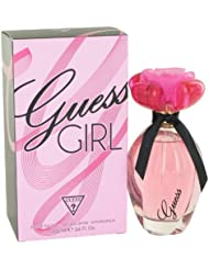Guess Girl Perfume By GUESS 3.4 oz Eau De Toilette Spray FOR WOMEN