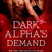 Dark Alpha's Demand: A Reaper Novel | Donna Grant