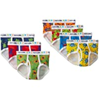 Fruit of the Loom Toddler Boys' Days of the Week Brief (Pack of 7)