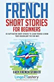 French Short Stories for Beginners: 20 Captivating