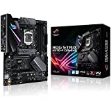 Placa-Mãe Intel 1151 DDR4 ATX, Asus, ROG STRIX H370-F, Preto