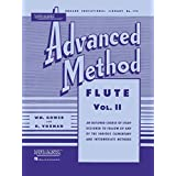 Rubank Advanced Method - Flute Vol. 2 (Rubank Educational Library)