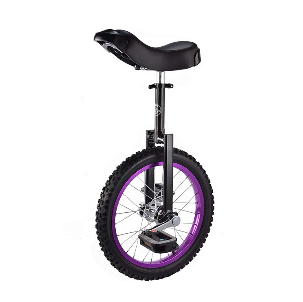 DC les Einräder Schubkarre, 16-Zoll-Kinder-Einrad für Erwachsene, Akrobatik, Fitness-Laufrad (Farbe   A)