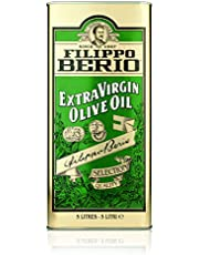 Filippo Berio Extra Virgin Olive Oil (Tin), 5L