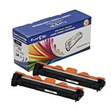 PrintOxe™ Compatible 2 Toners for TN 1030 Universal for TN1030 / 1000 / 1070 for Use in Brother Printers HL - 1110 / 1110R / 1110E / 1111 / 1112 / 1112R / 1112E and DCP - 1518 / 1511 / 1512R / 1510 / 1612 / 1612W / 1810