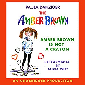 Amber Brown Is Not a Crayon Audiobook