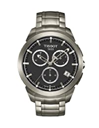 Tissot Titanium Chronograph Mens Watch T0694174406100