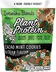 Botanika Blends Botanika Blends Cacao Mint Cookies and Cream Plant Protein Powder 500 g, 500 g
