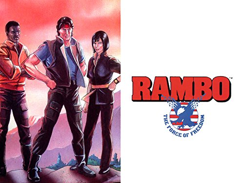 Amazon Com  Rambo  The Force Of Freedom