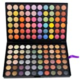 AwesomeMall 120 Colour Eye Shadow Palette Make up Kit Set-03