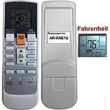 Replacement for Fujitsu Air Conditioner Remote Control Model Number AR-RAE1U works for ASU9RL ASU12RL