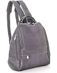 LeDonne Womans U Zip Backpack, Medium