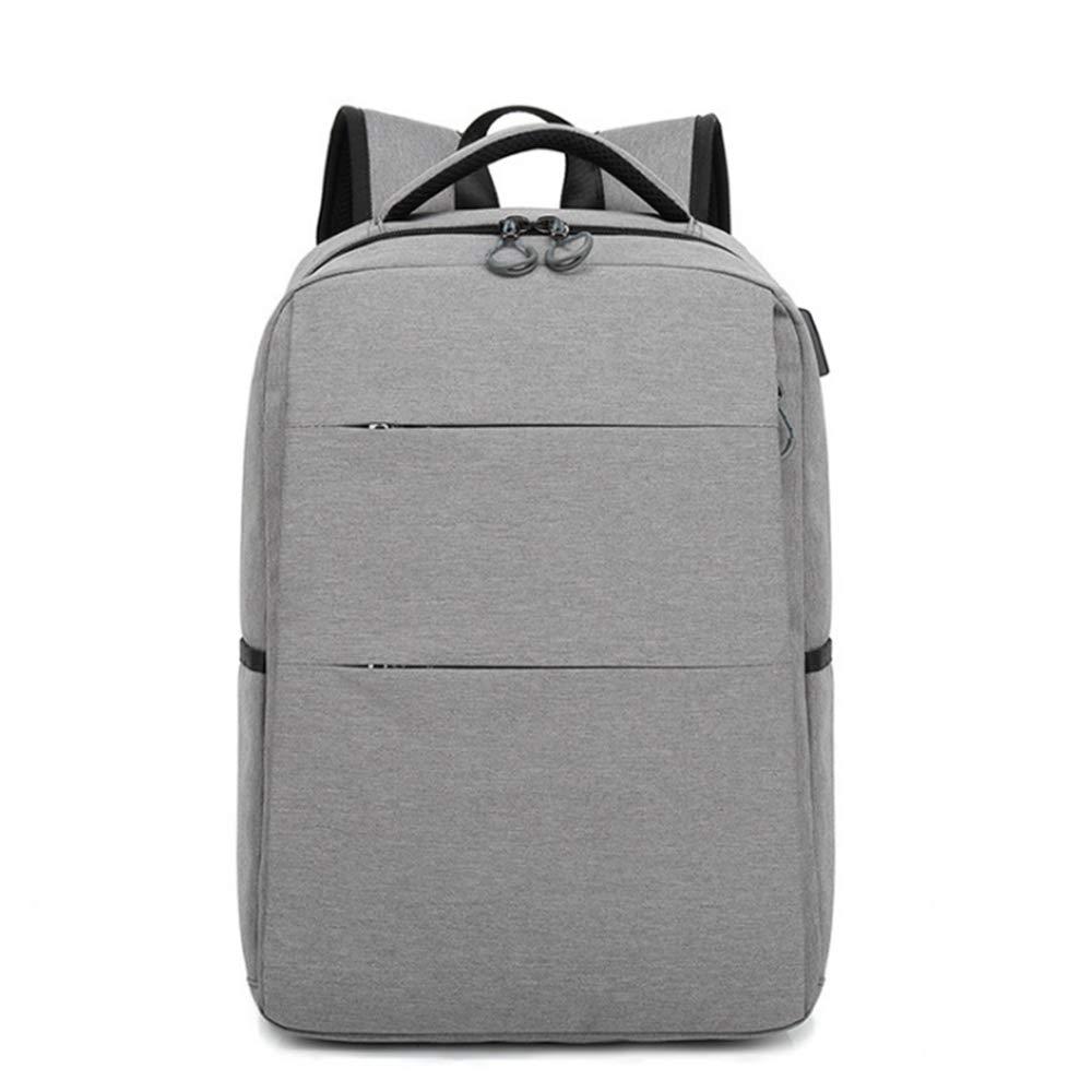 D MXJJ Fashion Student School Backpack for Teenager Men Women's Business Laptop Backpack Multifunction USB Backpack