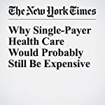 Why Single-Payer Health Care Would Probably Still Be Expensive | Margot Sanger Katz