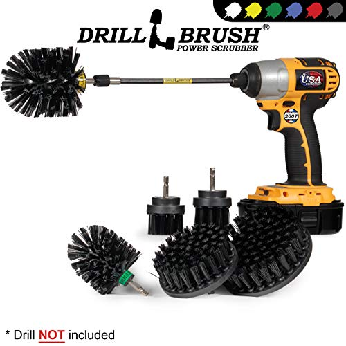 Drillbrush Ultimate Grill Cleaning