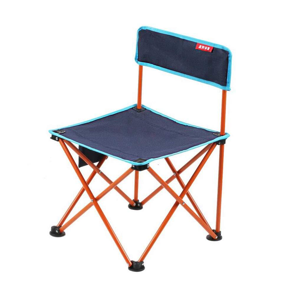 Xy Hocker Klapp Camping Stuhl Outdoor Multifunktions Skizze Stuhl Klappstuhl Portable (Farbe   A)