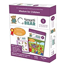 Smarti Bear Storybook & Game Kit 1: Logic and spatial orientation