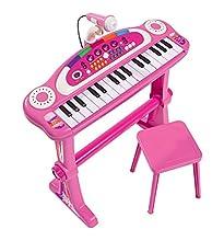 Simba Toys - Teclado para niños (Simba 106830690) , color/modelo surtido