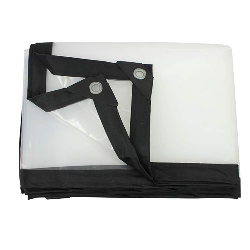 WDXJ Tovagliolo Quadrato Trasparente Tovagliolo Tovagliolo Tovagliolo Tenda Tenda 120G   M² (Dimensioni   4m×4m)