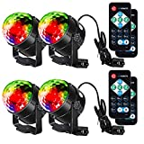 Litake Party Lights Disco Ball Strobe Light Disco