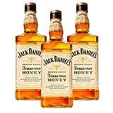 Whisky Jack Daniel's Honey 700 ml (paquete de 3 botellas)