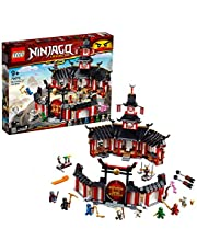 LEGO NINJAGO Legacy Monastery of Spinjitzu 70670 Building Kit, 2019 (1070 Pieces)