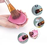 MelodySusie Makeup Brush Cleaner Silicone Makeup