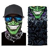 Jeeke 2pcs Outdoor Animal Face Mask UV Protection