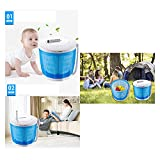 Portable Manual Non-Electric Washing Machine and
