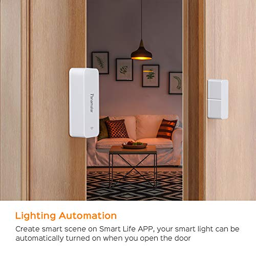Panamalar Door Window Sensor Wifi Door Alarm System ...