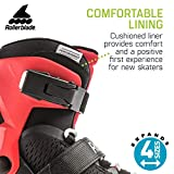 Rollerblade Microblade Boy's Adjustable Fitness