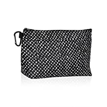Thirty One Cool Clip Thermal Pouch in Lil Scribble - No Monogram - 8256