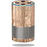 MightySkins Skin Amazon Echo (2nd Gen) - On The Fence | Protective, Durable Unique Vinyl Decal wrap Cover | Easy to Apply, Remove Change Styles | Made in The USA