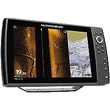 Humminbird 410380-1 Helix 12 CHIRP Mega Si GPS G2N Fishing Charts & Maps