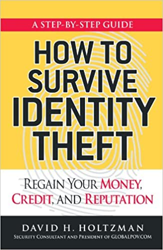 The negative effects of identity theft